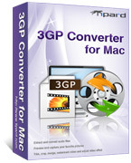 Tipard 3GP Converter for Mac – Exclusive 15% off Coupon