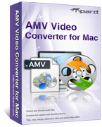 Tipard AMV Video Converter for Mac Coupon Code 15%