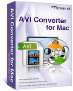 15% Tipard AVI Converter for Mac Coupon