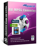 15% OFF – Tipard AVI MPEG Converter