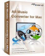 15% – Tipard All Music Converter for Mac