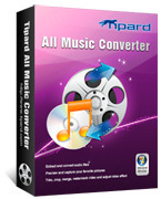 15% Tipard All Music Converter Coupon Code