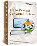 Tipard – Tipard Apple TV Video Converter for Mac Coupons