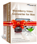 Tipard BlackBerry Converter Suite for Mac – Exclusive 15 Off Discount