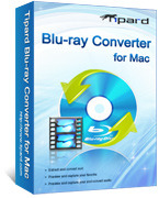 Tipard Blu-ray Converter for Mac Coupon