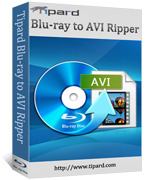 Tipard Blu-ray to AVI Ripper – Exclusive 15% off Coupon