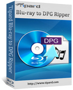 15% Tipard Blu-ray to DPG Ripper Coupon Code