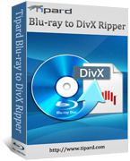 Tipard Blu-ray to DivX Ripper Coupon Code