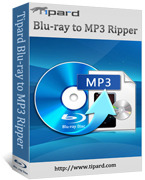 Tipard Blu-ray to MP3 Ripper Coupon