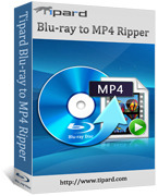 Exclusive Tipard Blu-ray to MP4 Ripper Coupon Code