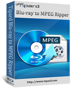 Tipard Blu-ray to MPEG Ripper Coupon