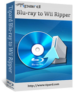 Exclusive Tipard Blu-ray to Wii Ripper Coupon Discount