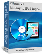 Tipard Blu-ray to iPad Ripper Coupon 15% OFF