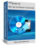 Tipard Blu-ray to iPhone 4 Converter Coupons 15% OFF