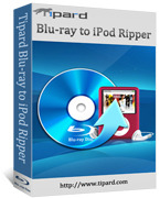 Tipard Blu-ray to iPod Ripper Coupon