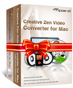Tipard Creative Zen Converter Suite for Mac Coupon