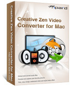 Exclusive Tipard Creative Zen Video Converter for Mac Coupon