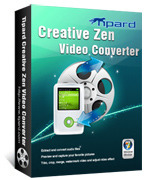Tipard Creative Zen Video Converter – Exclusive 15% off Coupons