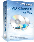 Tipard Tipard DVD Cloner for Mac Coupon