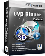 Tipard DVD Ripper Platinum – 15% Sale