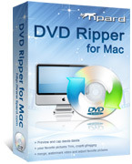 15 Percent – Tipard DVD Ripper for Mac
