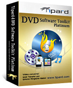 Tipard DVD Software Toolkit Platinum – 15% Off