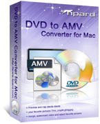 Tipard DVD to AMV Converter for Mac Coupons