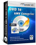 Tipard DVD to AMV Converter Coupons 15%