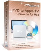 15% Tipard DVD to Apple TV Converter for Mac Coupon