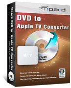 Tipard DVD to Apple TV Converter Coupon Code 15% Off