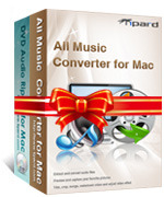 Tipard DVD to Audio Suite for Mac Coupon