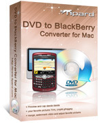 15% – Tipard DVD to BlackBerry Converter for Mac