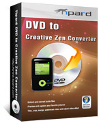 Tipard – Tipard DVD to Creative Zen Converter Coupon Code