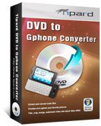 Tipard DVD to Gphone Converter – 15% Off