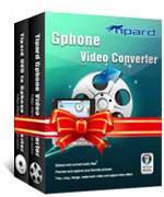 Tipard DVD to Gphone Suite Coupon Code 15% Off
