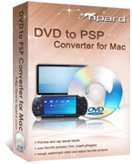 Tipard DVD to PSP Converter for Mac – Exclusive 15 Off Coupons