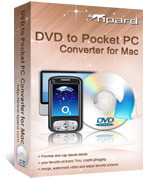 Tipard DVD to Pocket PC Converter for Mac Coupon Code