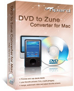 15% Off Tipard DVD to Zune Converter for Mac Coupon