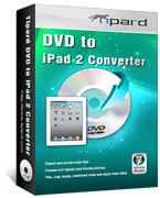 Exclusive Tipard DVD to iPad 2 Converter Coupon Sale