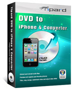 Tipard DVD to iPhone 4 Converter Coupon 15% OFF