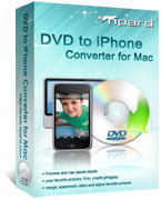 15% – Tipard DVD to iPhone Converter for Mac