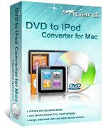 15% off – Tipard DVD to iPod Converter for Mac