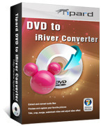 Tipard DVD to iRiver Converter Coupon