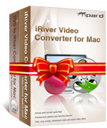 Tipard DVD to iRiver Suite for Mac Coupons