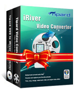 15% OFF – Tipard DVD to iRiver Suite