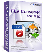 Tipard FLV Converter for Mac Coupons