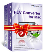 15% OFF – Tipard FLV Video Converter Suite for Mac