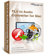 15% Off Tipard FLV to Audio Converter for Mac Coupons