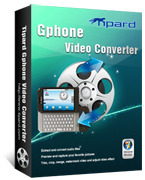 Tipard Gphone Video Converter Coupon