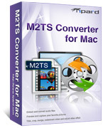 Tipard M2TS Converter for Mac – 15% Off